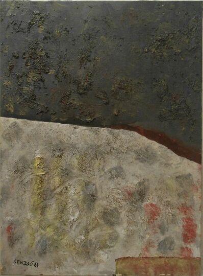 Gunther Gerzso, 'Elevsis II', 1961