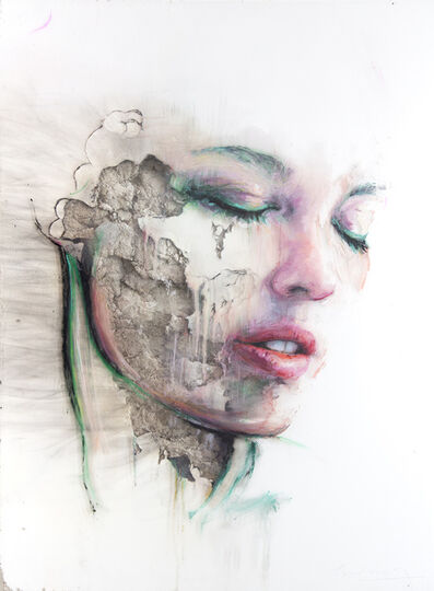 juan miguel palacios, 'Wounds CXXXI', 2018