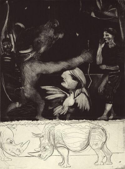 Diarmuid Delargy, 'Art & Extinction', 2014