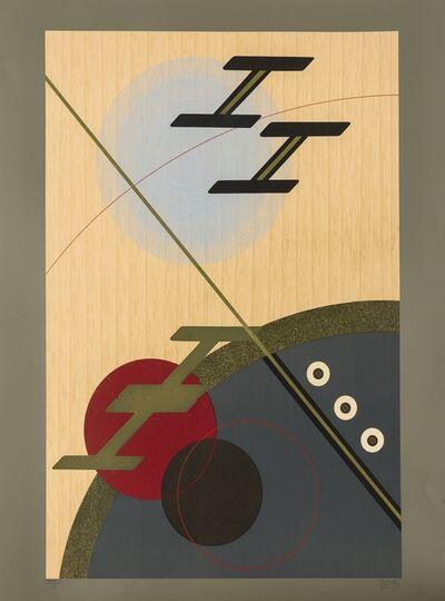 Cesar Domela, 'Composition', 1973
