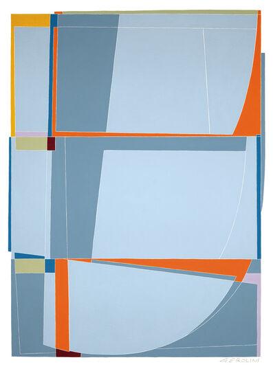 Dominique Gerolini, 'Blue 4', 2016