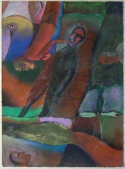 Jesus Urbieta, 'Angeles y Querubines', 1994