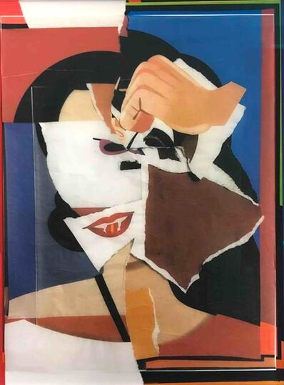 Marina Faust, 'Cœur Simple Cash Necessity', 2020
