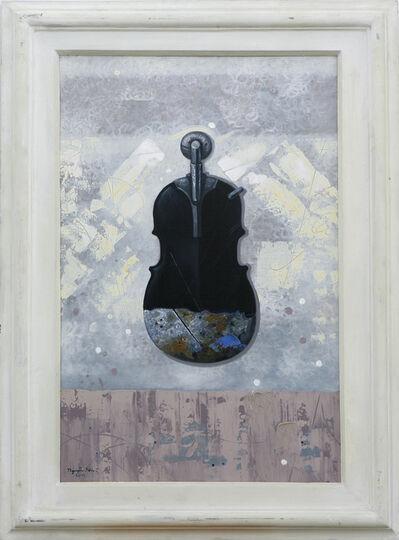 Nguyen Son, 'Vĩ cầm đen', 2010