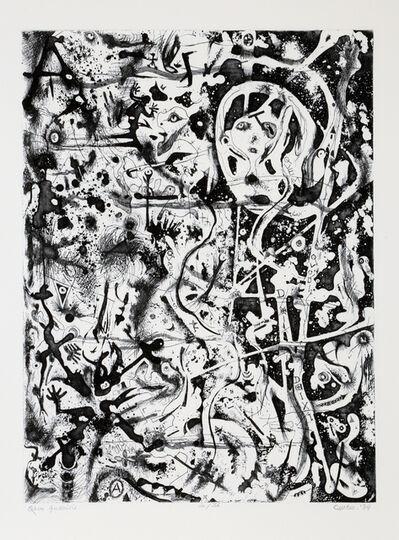 Alfonso Ossorio, 'Quem Quaeritis', 1984