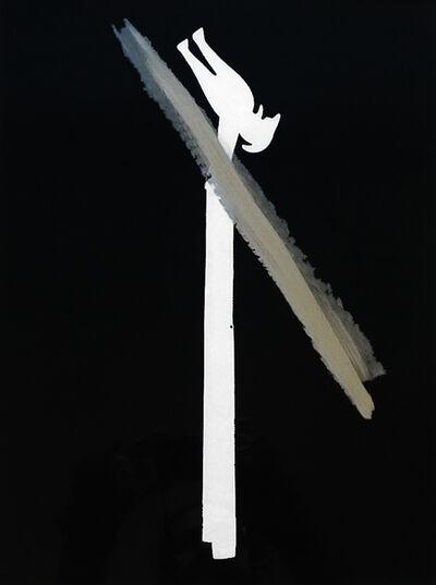 Mario Cresci, 'Rayogramma #03, dalla serie Misurazioni, Matera 1974', 1974