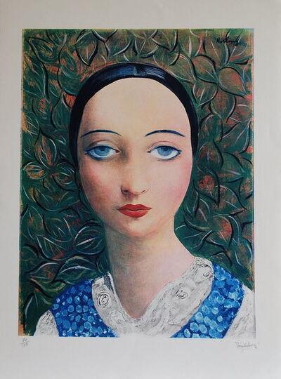Moise Kisling, 'Ofelia', 1952