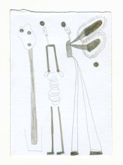 Daniel Blumberg, 'μg, landscaping', 2019