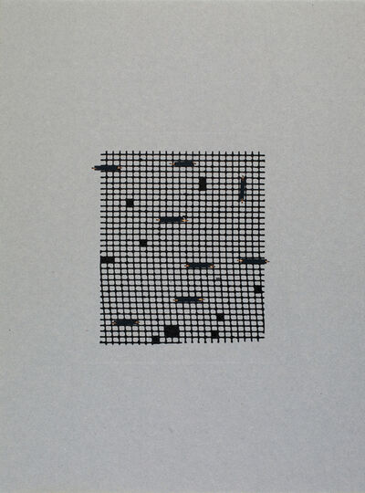 Johanna Calle, 'Retículas II', 2017