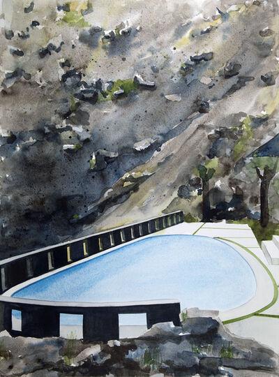 Amy Park, 'Albert Frey House II, Pool, 1965, Palm Springs CA', 2011