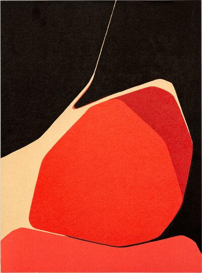 Pablo Palazuelo, 'Derrière le Miroir No.119', 1960
