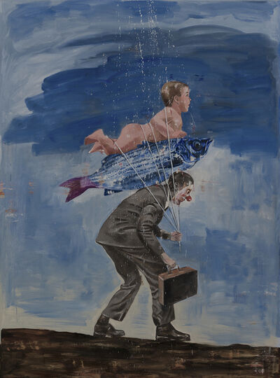 Nicky Nodjoumi, 'Untitled ', 2018