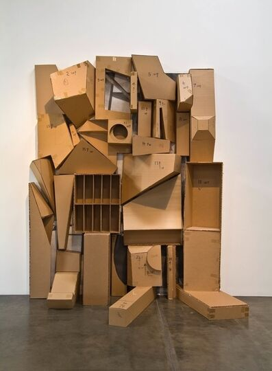 Rachel Lachowicz, 'Untitled 3D Sketch', 2010