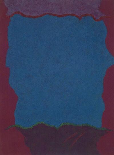 Theodoros Stamos, 'Infinity Field, Lefkada Series', 1981