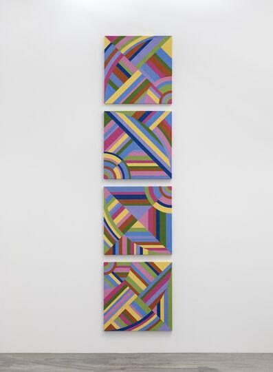 Eduardo Terrazas, 'Possibilities of a Structure : Cosmos 1.1.185', 2017