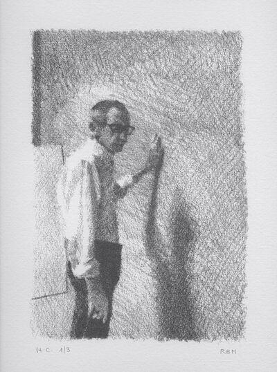 Rafel Bestard, 'Hombre apoyado', 2015