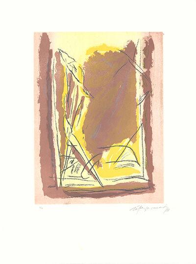 Albert Ràfols-Casamada, 'Terrasses-4', 1988