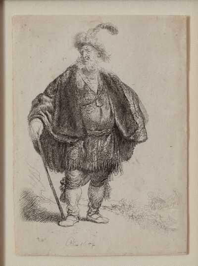 Rembrandt van Rijn, 'The Persian', ca. 1632
