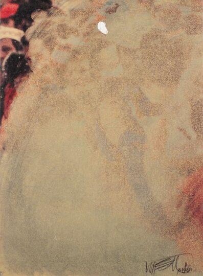 Wolf Vostell, 'Verwischung / Blurring', 1980