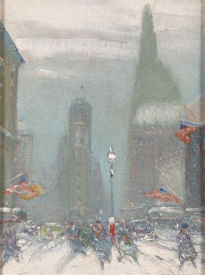 Johann Berthelsen, 'Times Square'