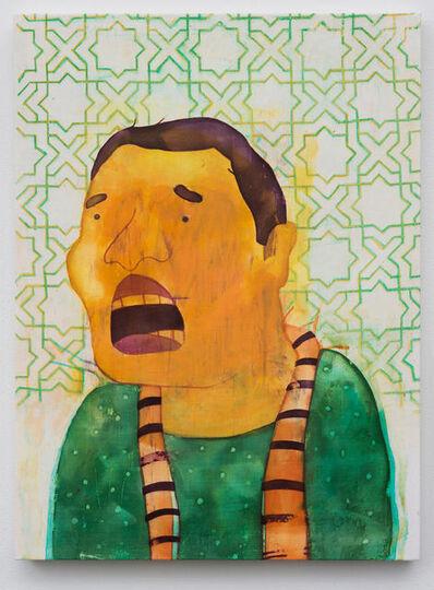 Orkideh Torabi, 'Zip Me Up', 2016
