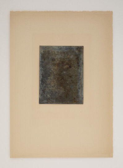 Alison Rossiter, 'Camera Work Number XXXl, July 1910, plate page Eugene', 2016