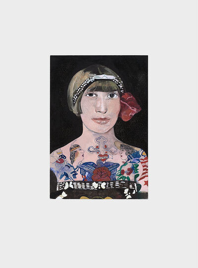 Peter Blake, 'Tattoo People (Gloria)', 2016