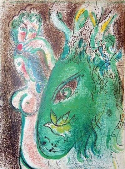 Marc Chagall, 'Creation', 1960