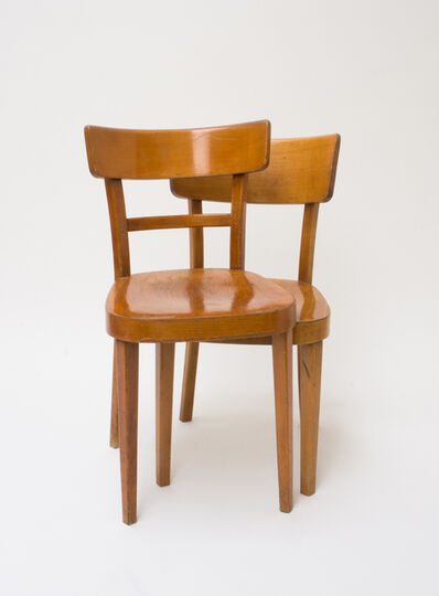 Rolf Sachs, 'Doppel-Stuhl (double-chair)', 1995