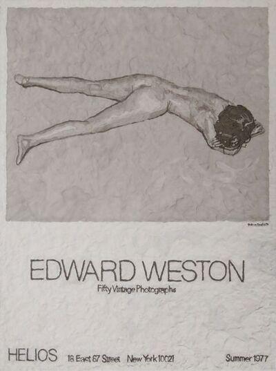 Ichiro Irie, 'Imposter: Edward Weston at Helios', 2017