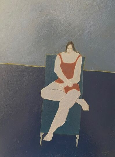 Gigi Mills, 'Bathing Suit', 2021