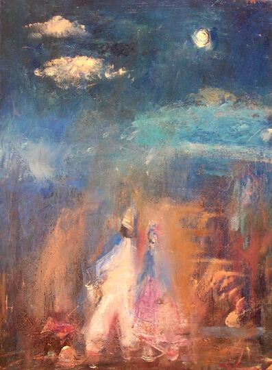 Manuela Holban, 'Carnival Night (Pierrot and Columbine)', 2014