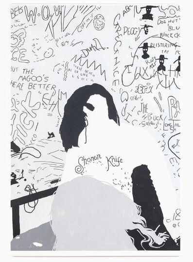 Andrea Carpita, 'Shonen knife', 2018