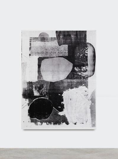 Linus Bill + Adrien Horni, 'Mixed Media B/W 17', 2019