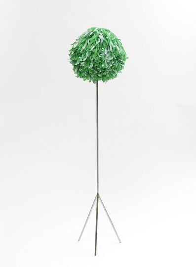 Ayse Erkmen, 'Grosses gruenes Pompom', 2012