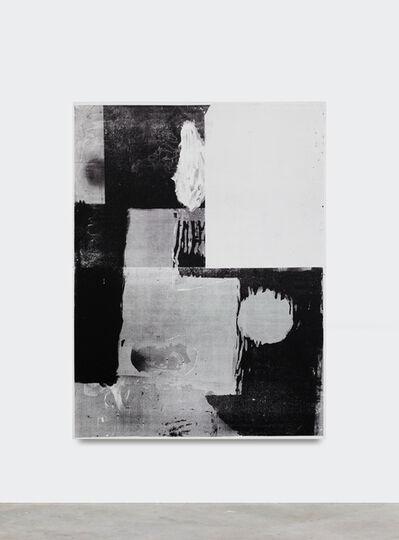 Linus Bill + Adrien Horni, 'Mixed Media B/W 19', 2019
