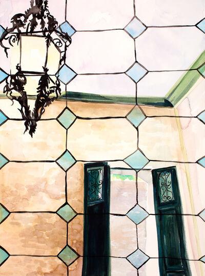 Lee Essex Doyle, 'Courtyard, Palazzo Grimani, Venice', 2014