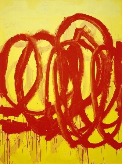 Cy Twombly, 'Untitled', 2007
