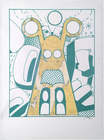 Sonny Assu, 'Landline #6', 2020