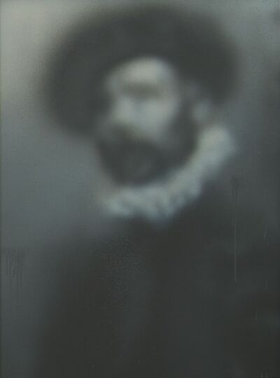 Miaz Brothers, 'Portrait of a Gentleman II', 2020