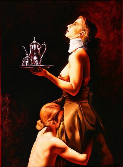 Saturno Butto, 'L'abbraccio', 2006