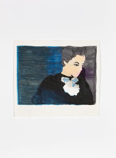 Alina Melnikova, 'Stand Still Portrait', 2018