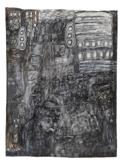David Koloane, 'The Hustlers', 2016