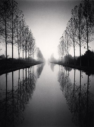 Michael Kenna, 'French Canal, Study 2, TYBW, Loir-et-Cher', 1993
