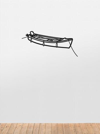 Julian Opie, 'Boat 1.', 2015