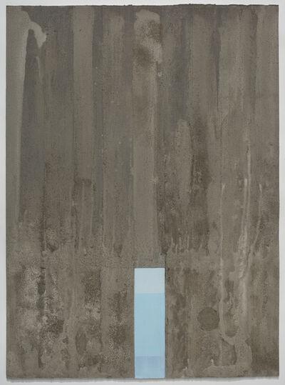 Pedro Terán, 'La morada del cemento', 2018