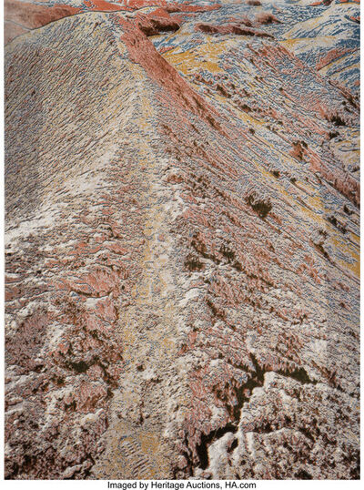 Todd Walker, 'Red Canyon', 1985