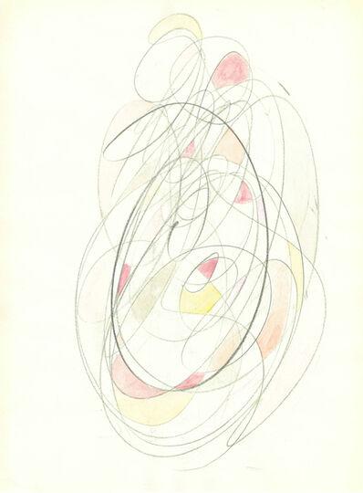 Katsunobu yaguchi, 'Untitled (d/c drawing *002) ', 2015