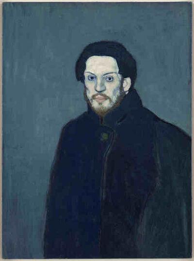Pablo Picasso, 'Self-Portrait', Late 1901