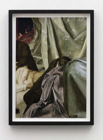 Jakob Kolding, 'Curtains', 2017